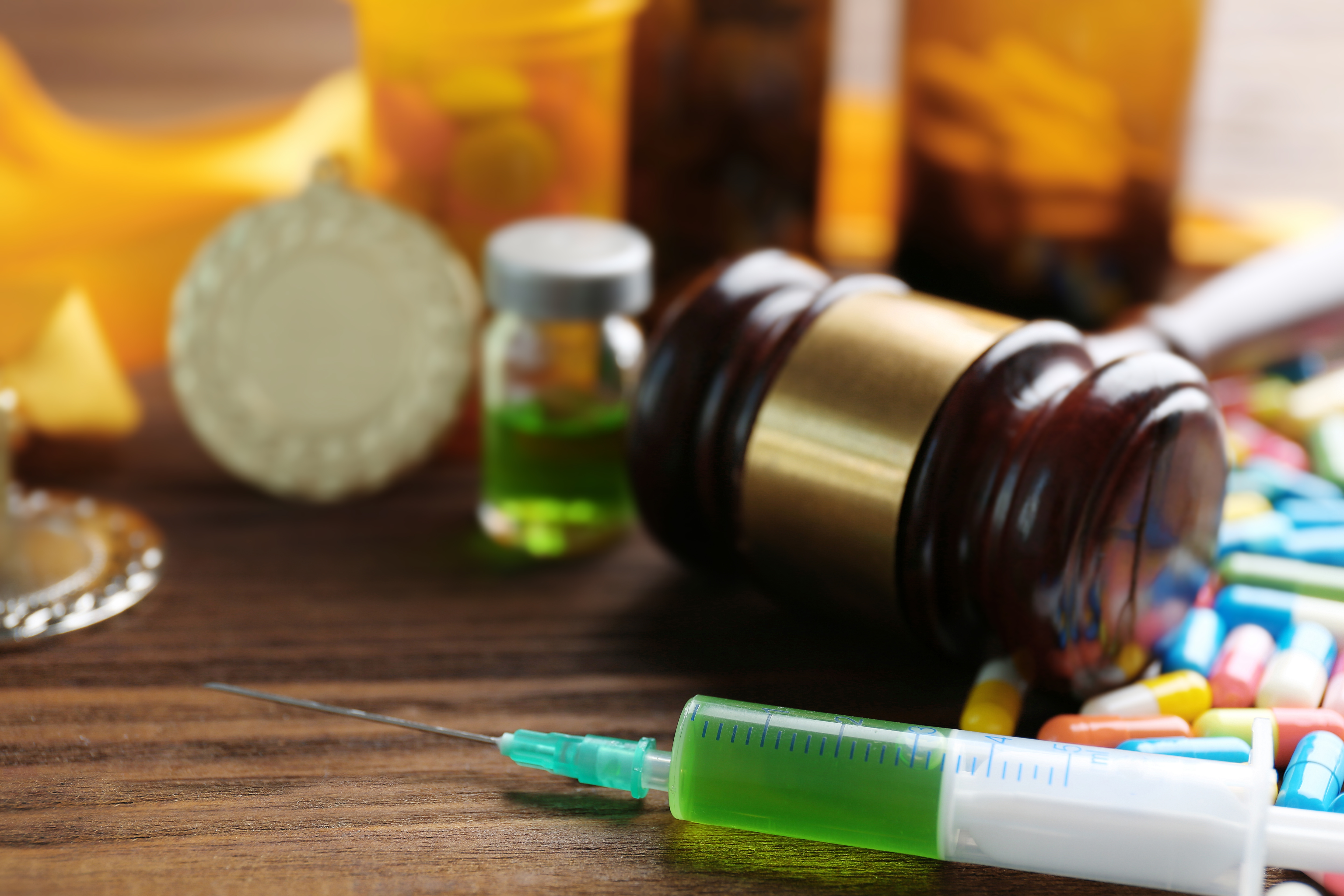 Possession of Anabolic Steroid Lawyers in Mount Holly NJ
