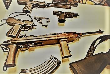 Possession of a handgun Bordentown NJ